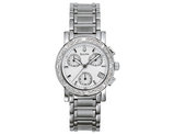 Ladies Bulova Chronograph Watch in Stainless Steel 30M Water Resist(96R19)